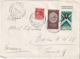 ITALIE 1957 LETTRE DE LIDO DE CAMAIORE - 6. 1946-.. Republik