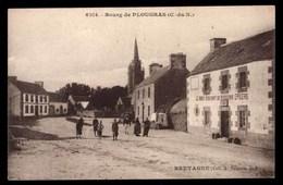 Bourg De Plougras, Animé (22) - France