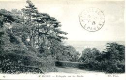 N°68780 -cpa Le Havre -échappe Sur Les Docks- - Le Havre