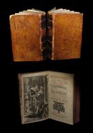 [LOUIS XI CHARLES VIII] Mémoires De Messire Philippe De Comines [Commynes]. 1723. - Livres, BD, Revues