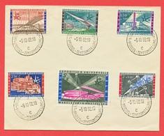 THEMES - Exposition Universelle De Bruxelles 58, Atomium - 1958 – Bruselas (Bélgica)