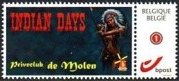 Belgie - Priveclub De Molen - Indian Days - België