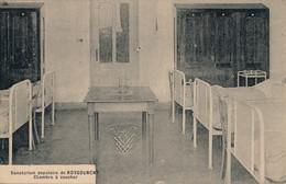 BORGOUMONT ADF SANATORIUM POPULAIRE DE CHAMBRE A COUCHER - Stoumont