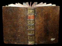 [NORMANDIE ORNE ALENCON Imp. SEES] LALLEMANT - La Doctrine Chrétienne. 1731. - Livres, BD, Revues