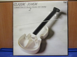 LP378 - CLASSIC 35M/M - I GRANDI TEMI DI MUSICA CLASSICA NEL CINEMA 2 - Filmmusik