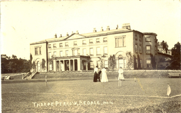 YORKS - BEDALE - THORPE PERROW - CROQUET RP Y3416 - Other
