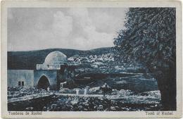 CPA - TOMBEAU DE RACHEL - TOMB OF RACHEL - Israel
