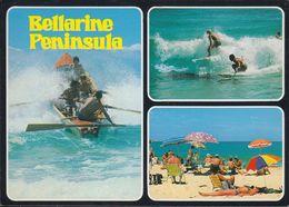 Australien - Geelong - Bellarine Peninsula Beach - Surfer - Nice Stamp - Geelong