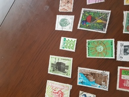 ETIOPIA ARTE VERDE - Francobolli