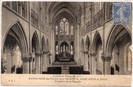 LA SALLE DE VIHIERS - Maison Mère Des Filles De La Charité Du Sacré Coeur De Jésus - Cachet Daguin  (110936) - France