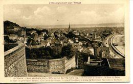 N°68796 -cpa Le Havre - Vue Générale De La Ville Prise De Sainte Adresse- - Le Havre