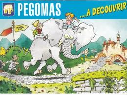 Pegomas - Côte D' Azur - France