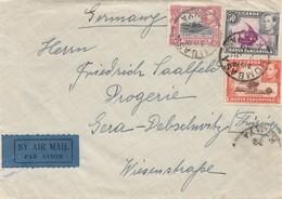 Kenya 1939: Air Mail Mombasa To Gera- Drogerie - Kenya (1963-...)
