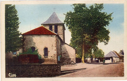 SAINT ILLIDE - Place De L' Eglise (110939) - Sonstige Gemeinden