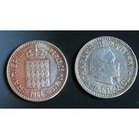 Pièce 10 Francs, Monaco, Charles III, 1966 - 1960-2001 Nouveaux Francs