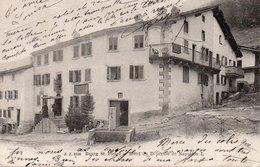 BOURG ST PIERRE-Hotel Du Dejeuner De Napoleon I - France