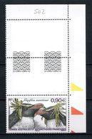 TAAF 2008  N° 502 ** Neuf MNH Superbe C 3,60 € Faune Oiseaux Gorfou Sauteur Birds Fauna Animaux - Terres Australes Et Antarctiques Françaises (TAAF)