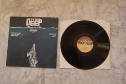JOHN BARRY THE DEEP LP  DE 1977 DU FILM  DONNA SUMMER - Soundtracks, Film Music
