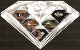 Belgique Belgie 2018 OCBn° Bloc 259 *** MNH Diamant - Blocks & Sheetlets 1962-....