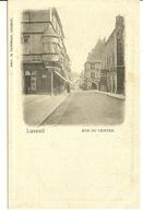 70 - LUXEUIL LES BAINS / RUE DU CENTRE - Luxeuil Les Bains