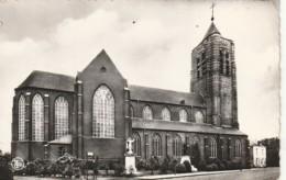***  ANVERS  ***  MOL  église  Timbrée TTB - Mol