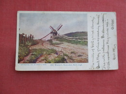 Old Windmill  Nantucket  Massachusetts  Ref 3121 - Nantucket