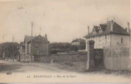 95 EZANVILLE  Rue De La Gare - Ezanville