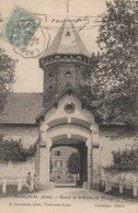 02 MARGIVAL  Entrée De La Ferme De Montgarny - France