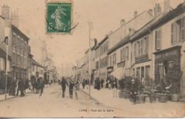 70 LURE  Rue De La Gare - Lure