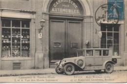 59 ROUBAIX Garage Carrosserie Vanden-Heude 43/47 Boulevard Gambetta - Roubaix
