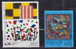 France 2858 2914 Tableaux 1994 Neuf ** TB MNH  Sin Charnela Faciale 3.06 - Neufs