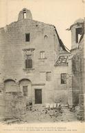 LES BAUX HOTEL DES PORCELETS SERVANT D'ECOLE COMMUNALE - Les-Baux-de-Provence