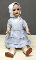 Giocattoli - Bambole Antiche - Bambola D'epoca Originale - Anni '10 - Altre Collezioni