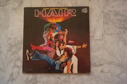 HAIR DOUBLE LP  DU FILM DE 1979 VALEUR + - Soundtracks, Film Music