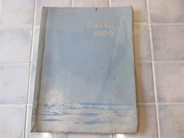 Biarritz, 1929, Editions Gautron, Dessins Lagrange, Pedezert - Aquitaine
