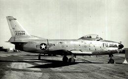 NORTH AMERICAN F86 D5  SABRE US AIR FORCE  +-  12 * 7CM - Aviación