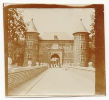 GROOT BIJGAARDEN Ca 1900 Kasteel PELGRIMS Château - Foto Photo - Isidoor Van Beverenstraat - Grand Bigard Dilbeek - Dilbeek