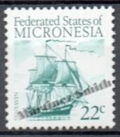 Micronesia - Micronesie 1986 Yvert 34, Definitive - MNH - Micronésie