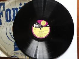 Fonit  - 1954   Nr. 14857. Nino Taranto - 78 G - Dischi Per Fonografi