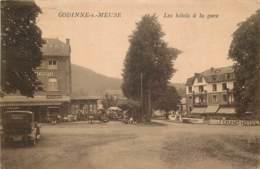 Yvoir - Godinne - Les Hôtels De La Gare - Yvoir