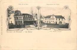 Luxembourg - Souvenir De Mondorf-les-Bains - Type Gruss Aus - Hôtel De La Gare - Villa Marie-Louise Dépendance De L' Hot - Mondorf-les-Bains