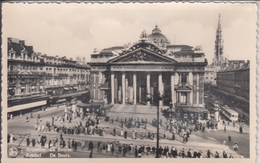 BRUXELLES  La Bourse  BRUSSEL  De Beurs - Monuments, édifices