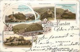 Luxembourg - Gruss Aus Vianden - Vianden
