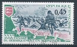 France - YT 1799 Oblitéré - 30e Anniversaire Du Débarquement En Normandie - France
