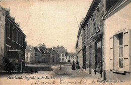 Meerhout -  Près De Gestel,Lil,Hulsen,Wimkelomheide - Gezicht Op De Markt - Meerhout