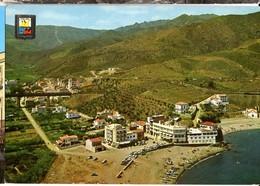 CP Espagne - COLERA - Vista General - N° 1551 - Color, Escrito - Gerona