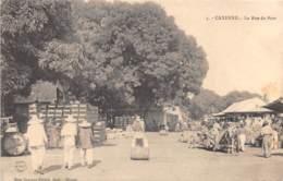 Guyane - Cayenne / 16 - La Rue Du Port - Défaut - Cayenne