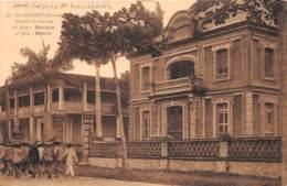 Guyane - Saint Laurent Du Maroni / 04 - Banque Et Mairie - Défaut - Saint Laurent Du Maroni