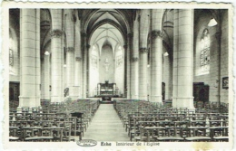 Ethe. Intérieur De L'église - Virton