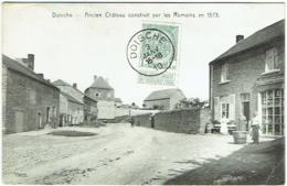 Doische. Ancien Château Construit Par Les Romains En 1573 - Doische